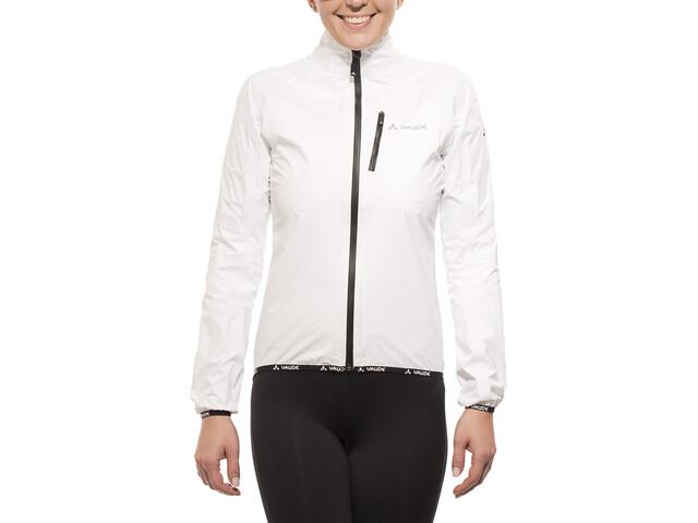 vaude drop iii jacket damen white online bei. Black Bedroom Furniture Sets. Home Design Ideas